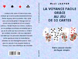 Livre: La voyance facile grâce au jeu de 32 cartes